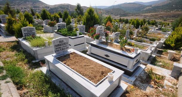 Mezarlıklarda Akıl Almaz Oyun! Para İçin Bunu Yapıyorlar