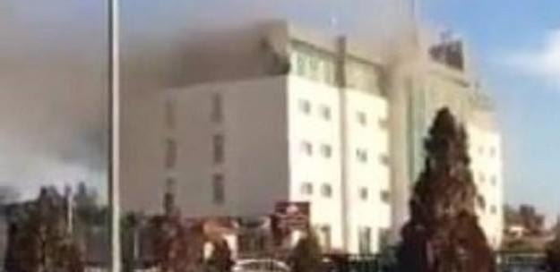 Otelin Masaj Salonunda Yangın Faciası: 17 Ölü, 10 Yaralı!