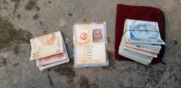 PKK'dan Kaçarken Bıraktılar, Polis Bakın Ne Yaptı