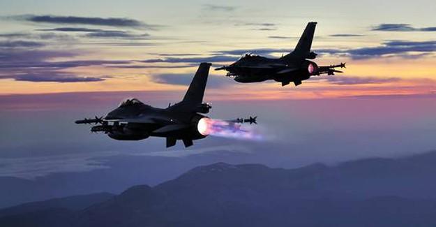 24 Uçakla PKK'nın İnlerine Baskın