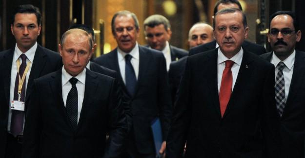 Putin'den Erdoğan'ın Mektubuyla İlgili Flaş Sözler