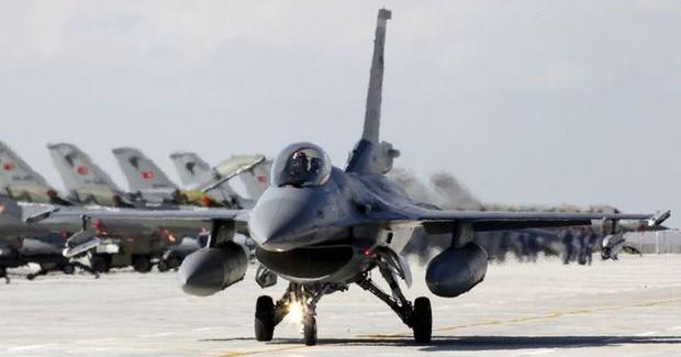 Sıcak Gelişme! F-16'lar Ardı Ardına Havalandı