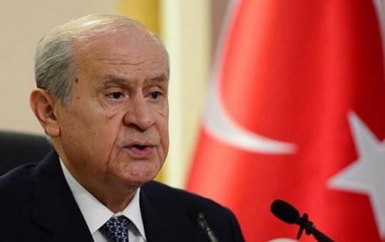 MHP Lideri Bahçeli'den 10 Maddelik Ekonomi Planı