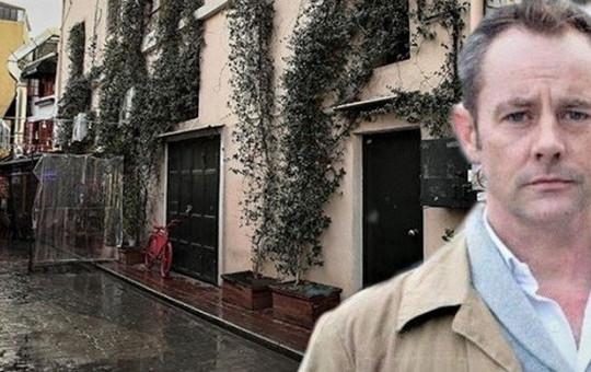 Karaköy'de Ölen Eski İngiliz İstihbarat Subayının Düşme Anı Ortaya Çıktı