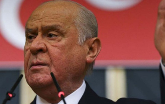 MHP Lideri Bahçeli, Meclis Başkanlığı Pazarlığı İddialarına Son Noktayı Koydu!