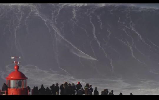 Portekiz'de Korkunç Kaza! Sörfçü Kafasını Jet Skiye Çarptı